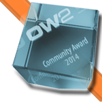 OW2con 2014 Community Award